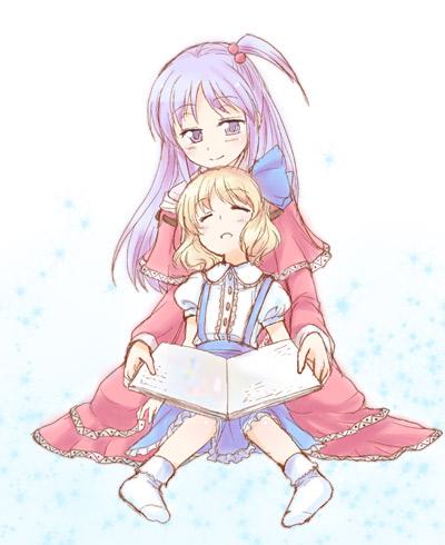 神綺とアリス