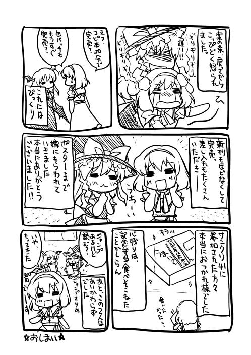 サンクリ41レポート